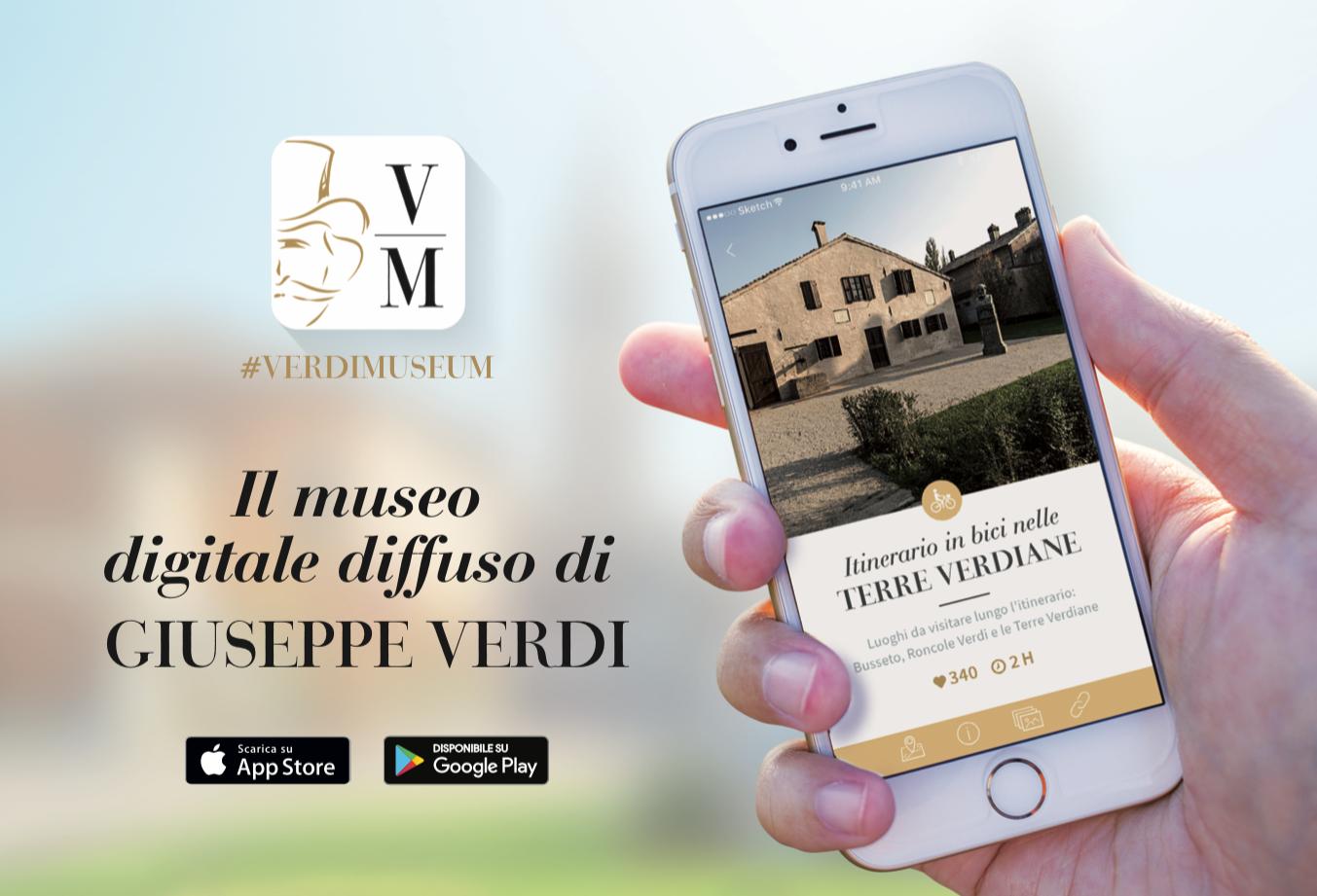 Cos'è: #VerdiMuseum è una App concepita pe...