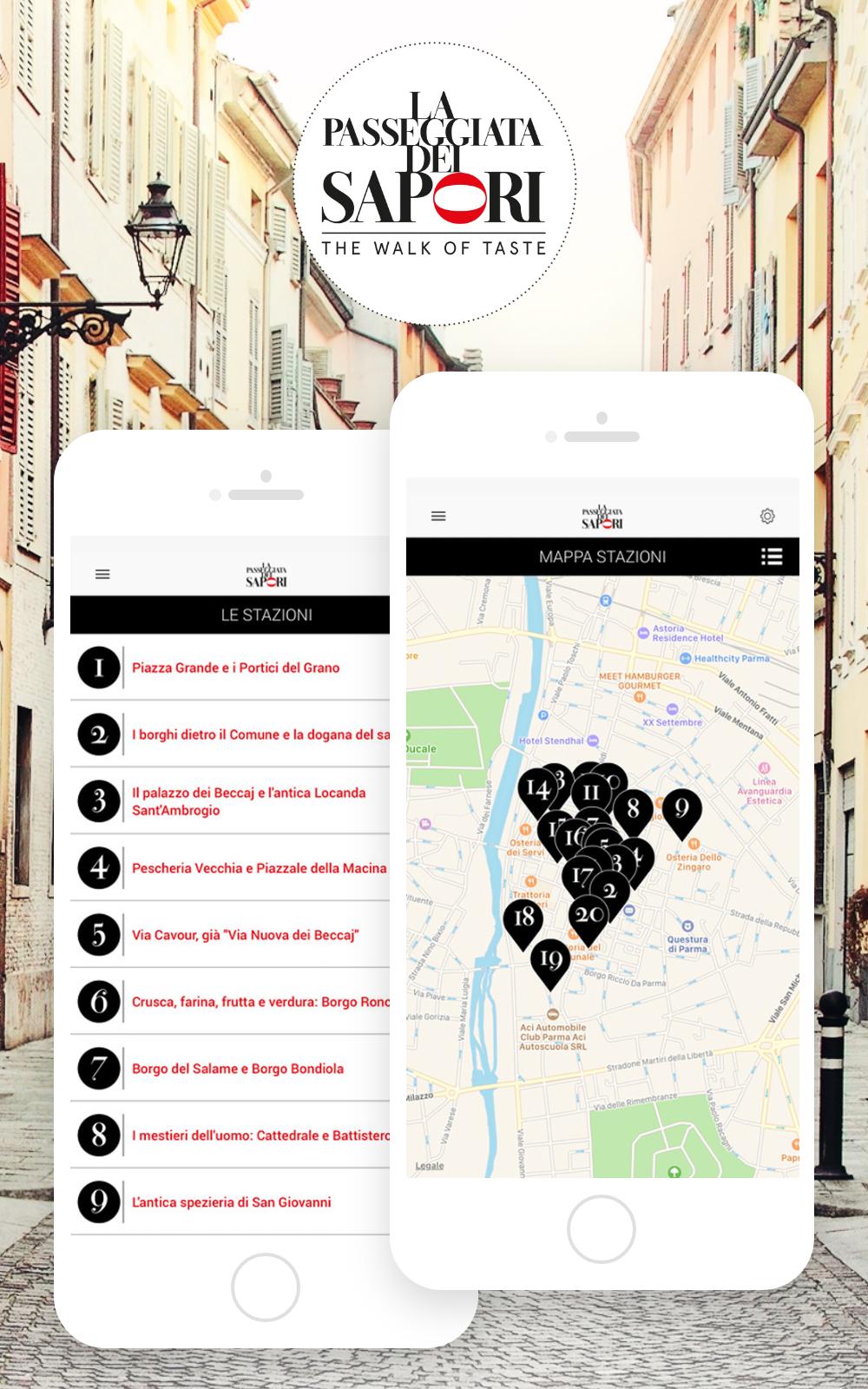 Specifiche Tecniche Un'App per scoprire e valori...