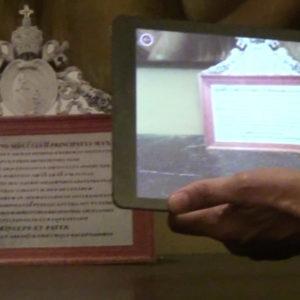 Traduzioni di testi su Targhe e Sculture