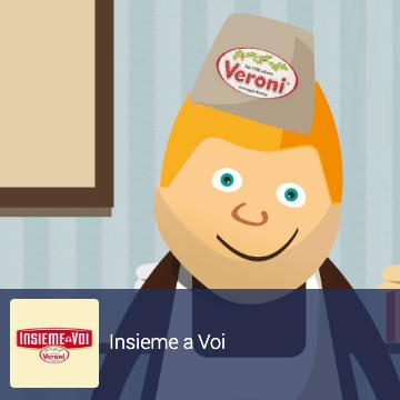 <h2>Veroni Insieme a Voi</h2> <p>La piattaforma fo...