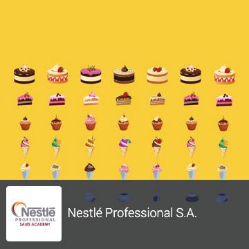 <h2>Nestlé Professional Sales Academy</h2> <p>Com...