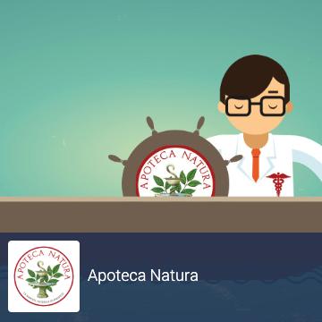 <h2>Apoteca Natura</h2> <p>Un'App progettata...