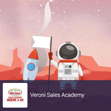 <h2>Veroni Sales Academy</h2> <p>Due percorsi dist...