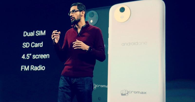 AndroidOne: presentati i primi smartphone