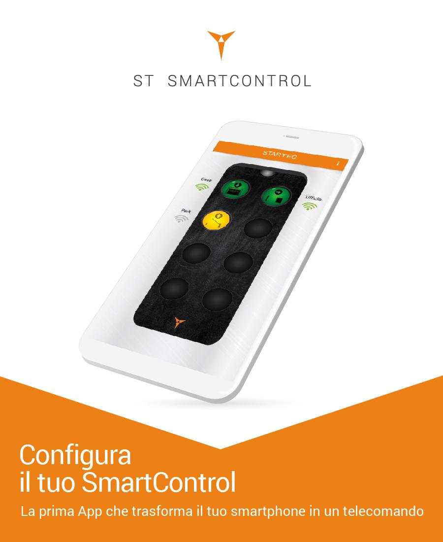 Configura il tuo SmartControl