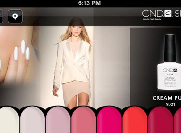 Shellac CND: personalizza le tue unghie