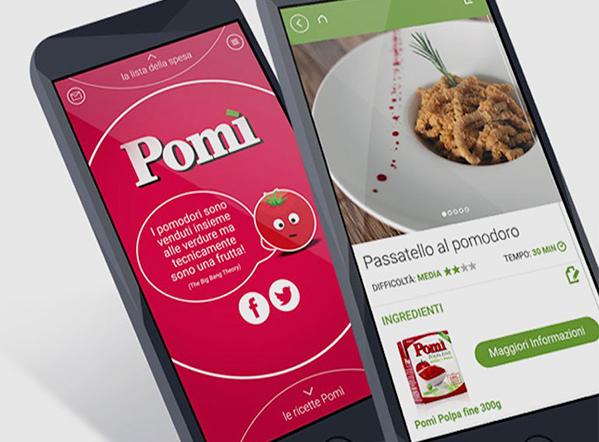 """CIBUSTEC: presentazione app """"Pomì nel mondo"""""""