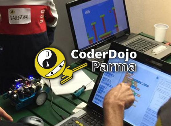 Arriva a Parma CoderDojo, la palestra per piccoli programmatori