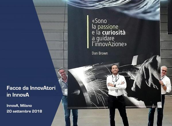 Facce da InnovAtori in InnovA: demo live in realtà aumentata e realtà virtuale
