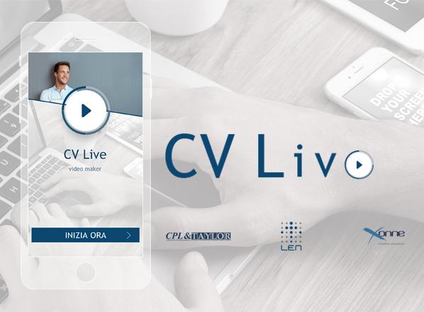 L'APP CVLive al Job Day dell'Università di Parma