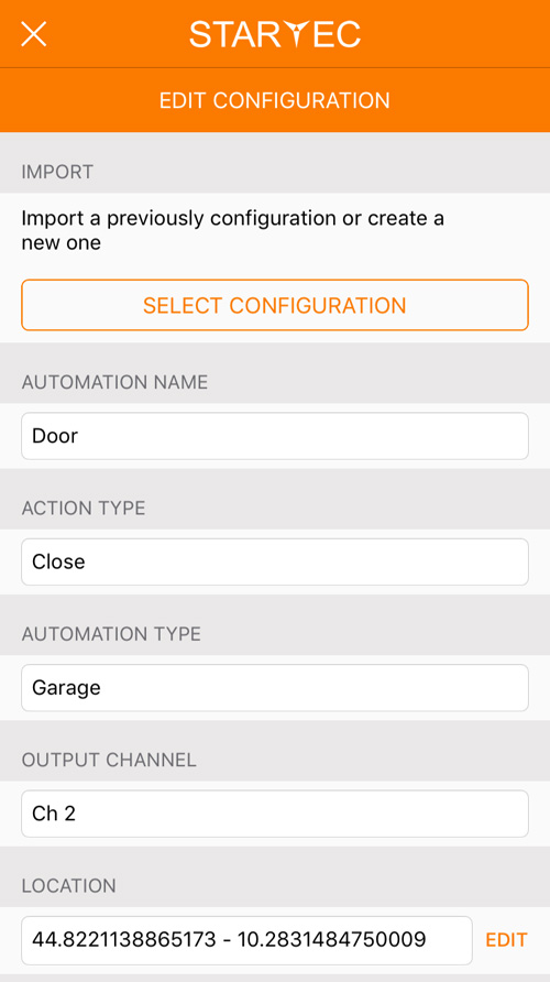 ST SmartControl - Configurazione - 04