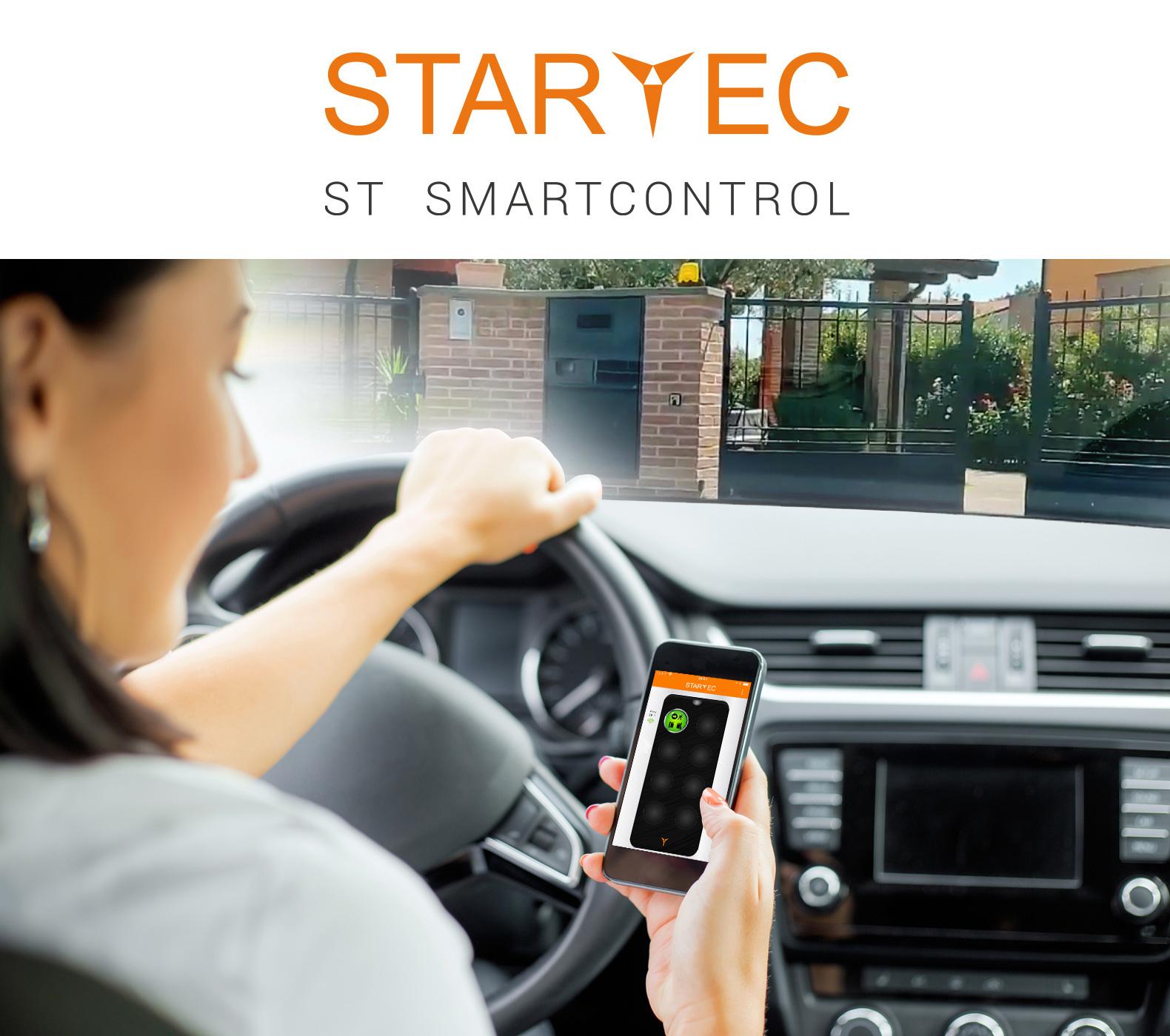 ST SmartControl dettaglio 1