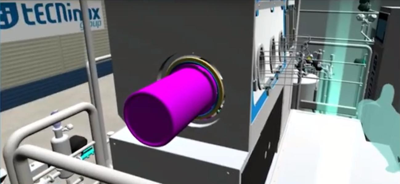 Come Funziona? Tecninox porta la Realtà Virtuale ...