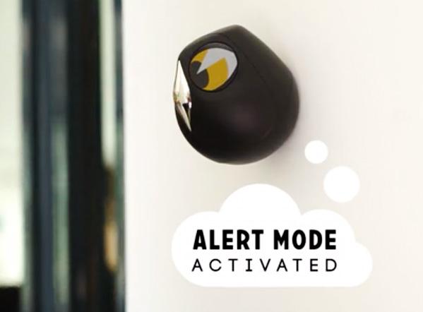"""""""Ulo"""", il gufo elettronico per la videosorveglianza della vostra casa"""