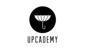 Up Academy logo