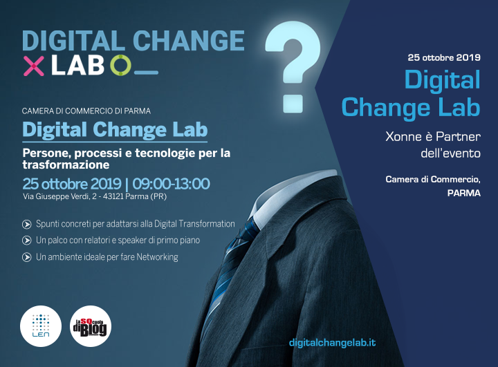 Digital Change Lab: spunti concreti per adattarsi alla Digital Transformation