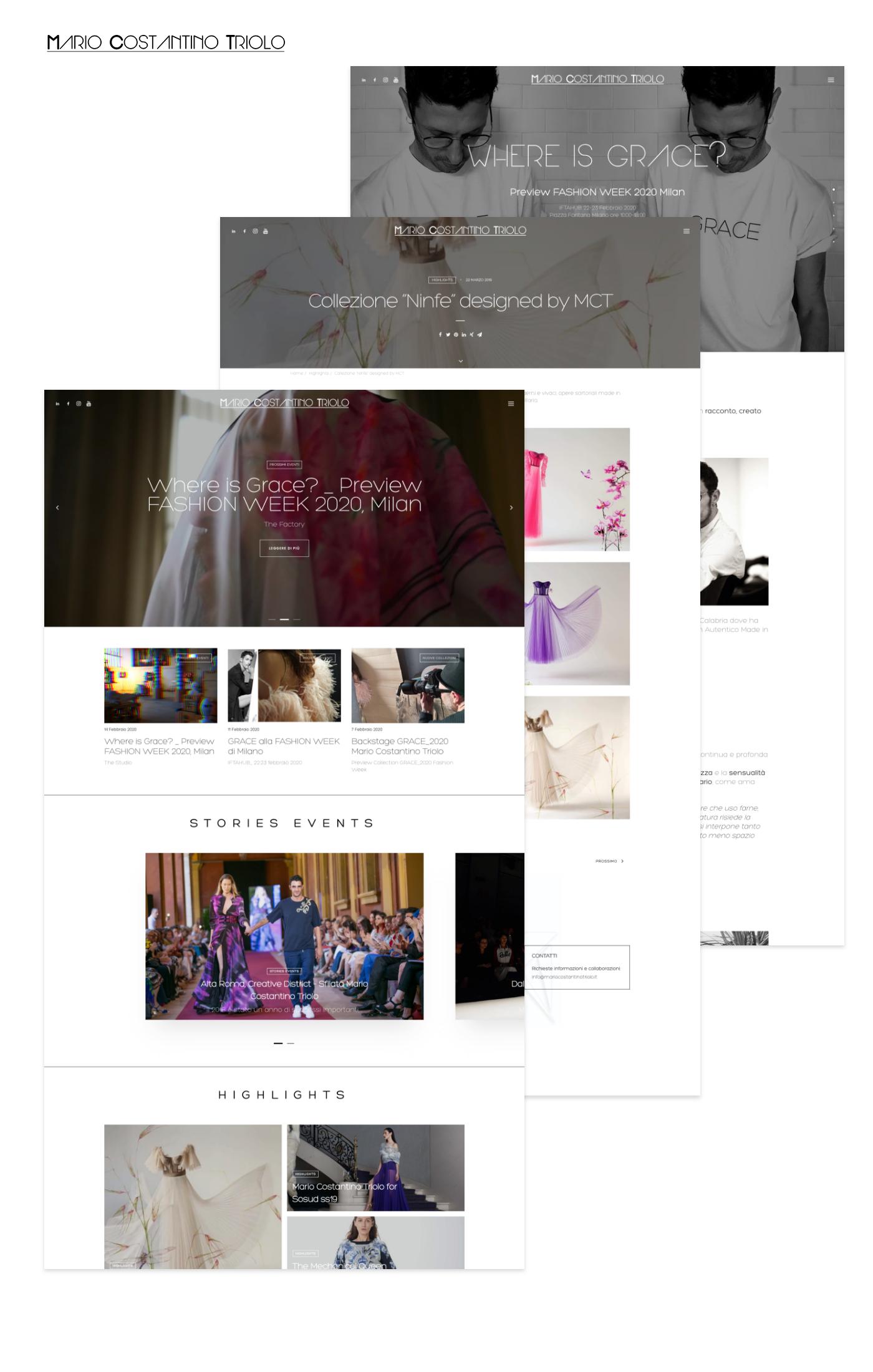 UX e Brand Identity per un progetto coordinato Il ...